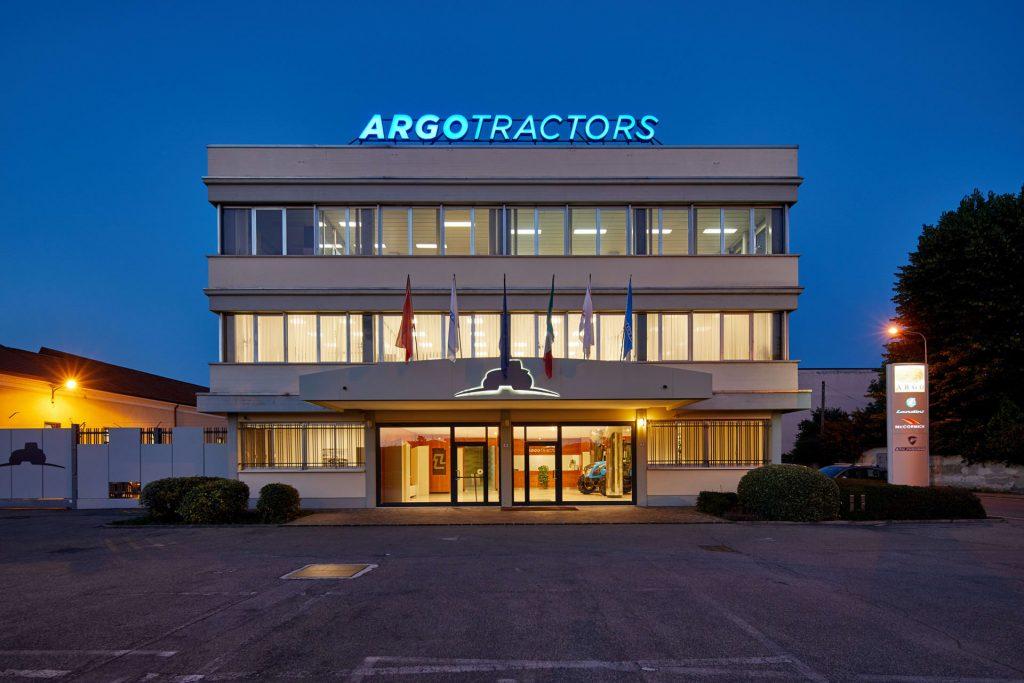 Argo tractors si conferma tra le aziende dove si lavora for Dove ha sede il parlamento italiano