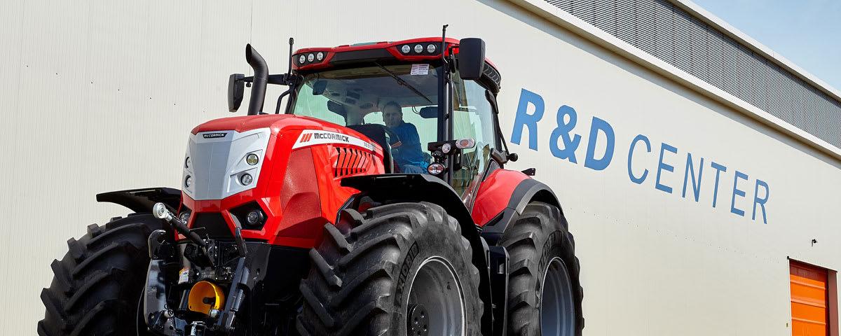 Argo Tractors investe nel futuro