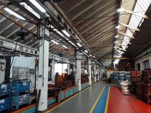 lavorazioni meccaniche trattori